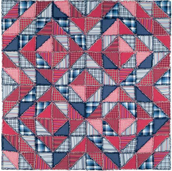 Free Rag Quilt Patterns Interesting Free Rag Quilt Patterns