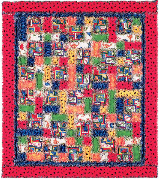 Free Rag Quilt Patterns Amazing Free Rag Quilt Patterns