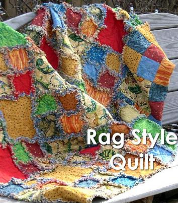 Free Rag Quilt Patterns | Crazy Creek Quilts