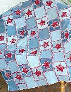 Rag Quilt Patterns | FaveQuilts.com
