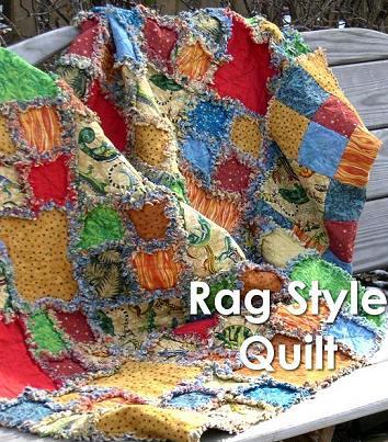 Baby Rag Quilt Patterns Free Patterns
